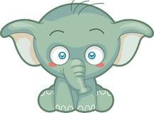 Elefante del bebé Imagenes de archivo