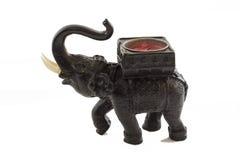 Elefante del candeliere Fotografia Stock