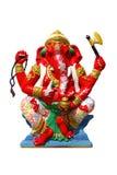 Elefante - deus dirigido no templo Fotos de Stock Royalty Free