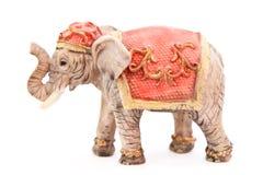 Elefante do brinquedo Imagens de Stock