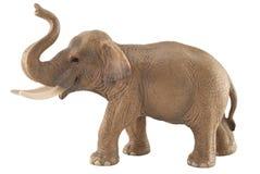 Elefante do brinquedo imagem de stock
