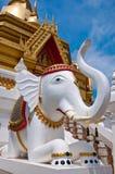 Elefante modellato Fotografia Stock Libera da Diritti