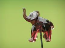 Elefante principal del Pin imagenes de archivo