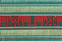 elefante rojo tailandés en wale verde Imagen de archivo libre de regalías