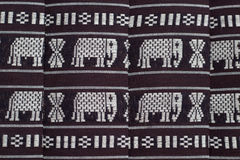 Elefanterna Arkivfoton
