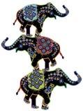 Elefantes Foto de archivo