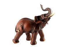 elefantfigurine Arkivfoto