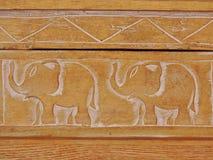 Elefantfred Royaltyfri Foto