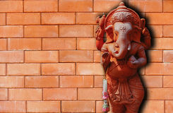 Elefantgud Arkivfoto