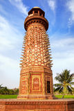 Elefantkontrollturm. Fatehpur Sikri, Indien Stockbild