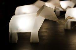 Elefantlampe Lizenzfreie Stockfotos