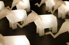 Elefantlampe Lizenzfreie Stockbilder