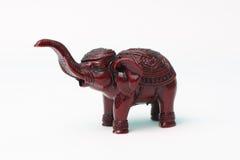 elefantnetsuke Royaltyfri Foto