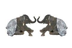 elefantsawasdee thailand Royaltyfri Bild