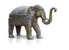 Elefantstatue Lizenzfreie Stockbilder