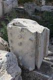 Elefsina, archeologische plaats Stock Afbeeldingen