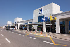 Eleftherios Venizelos Airport Royalty Free Stock Image