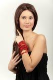 Elegância e beleza Imagem de Stock Royalty Free