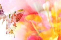 Elegía de la flor imagen de archivo