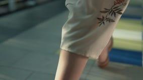 Eleganccy buty zbiory