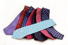 eleganccy krawaty Obrazy Stock
