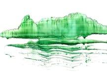 Elegance abstract paint splash. Background Stock Image