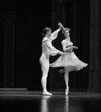 Elegance Ballet Stock Images