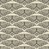 Lace seamless background. Royalty Free Stock Photos