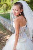 Elegance bride Royalty Free Stock Photos