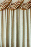 Elegance curtain Royalty Free Stock Photos