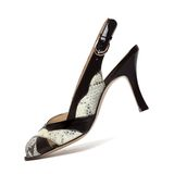 Elegance female shoes Royalty Free Stock Photography