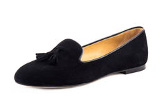 An elegance female shoes isolated Stock Photo