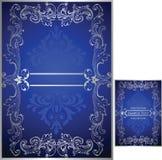 Elegance Floral Background. Illustration of Elegance Floral Background Royalty Free Stock Photos
