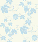Elegance floral seamless. Royalty Free Stock Photo