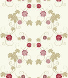 Elegance floral seamless. Stock Images