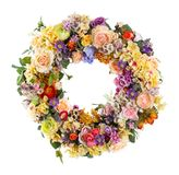 Elegance flower Garland - Artificial Royalty Free Stock Image