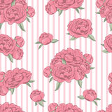 Elegance flowers background Royalty Free Stock Photos