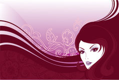 Elegance Girl Royalty Free Stock Photo