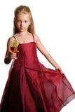 Elegance girl Stock Photography
