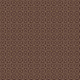 Elegance modern pattern in chocolate colours Royalty Free Stock Photos