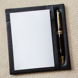 Elegance Note Paper Royalty Free Stock Images