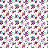 Elegance seamless floral pattern. Element for design, illustration Royalty Free Stock Photo