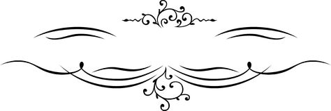 Elegance vector frame. Easy to edit Royalty Free Stock Photos