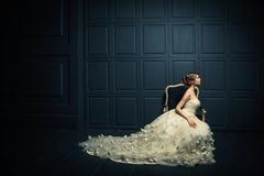 Elegance woman Royalty Free Stock Image