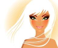 Elegance women. Vector illustration of elegance women Royalty Free Stock Photo