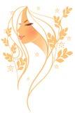 Elegance women. Vector illustration of elegance women Royalty Free Stock Photos