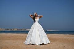 Eleganci i mody model Zdjęcie Royalty Free