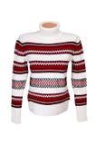 eleganci nowożytny puloweru biel Fotografia Stock