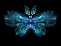 Elegancia de la mariposa Fotografía de archivo