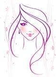 elegancj kobiety Obrazy Royalty Free